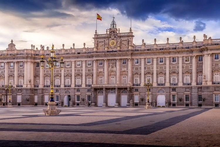 palazzo reale madrid