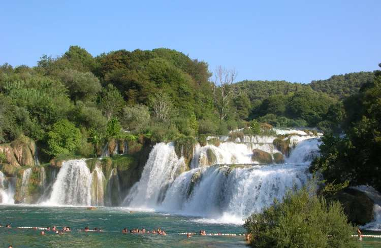 parco nazionale di Krka