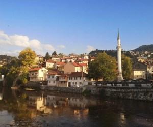 Sarajevo copertina