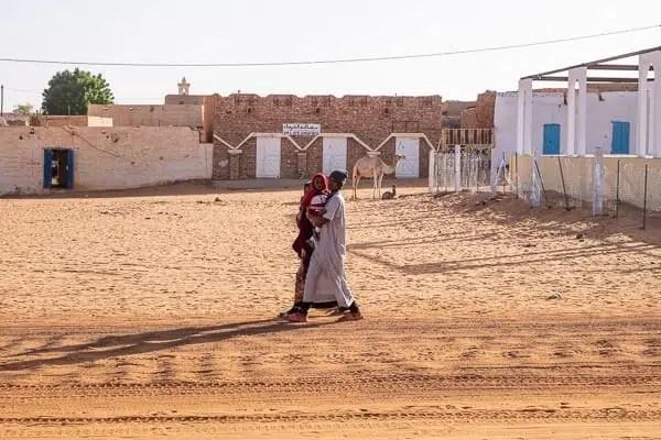 Mauritania deserto
