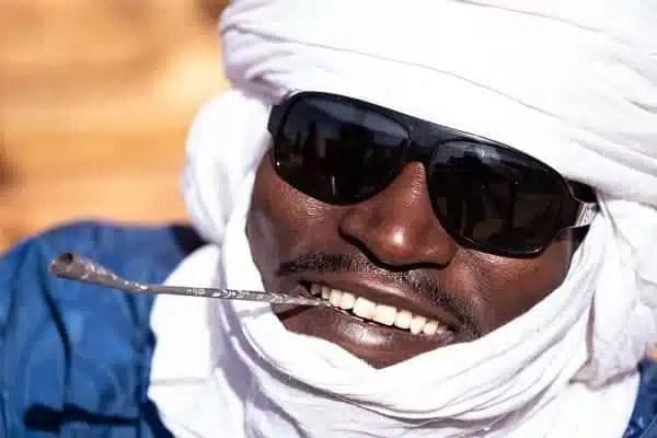 gente del deserto in mauritania