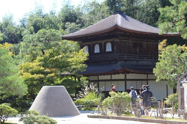 Padiglione d'Argento (Ginkakuji)