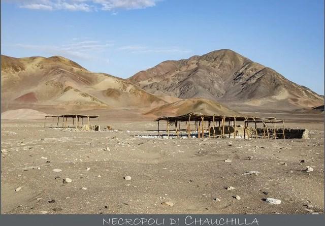 El cementerio di Chauchilla peru