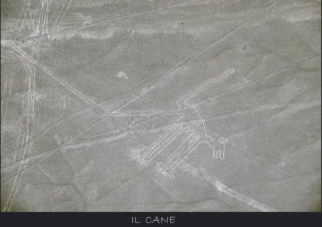 Le linee di Nazca dall'alto