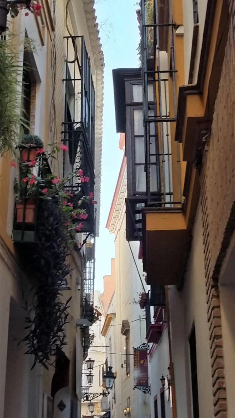 Il quartiere ebraico a Siviglia