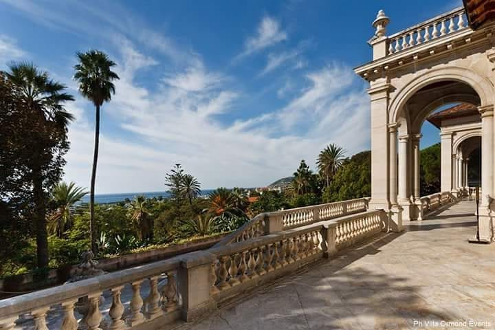 Villa Ormond san remo