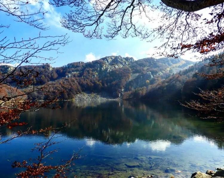 Il Lago Santo in Emilia