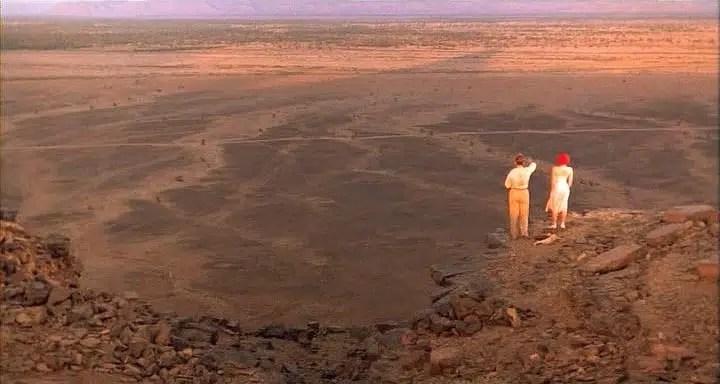te nel deserto film