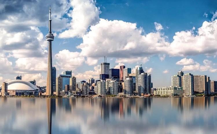 Toronto panormamica