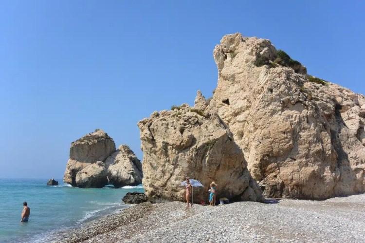 La Roccia del Romano cipro