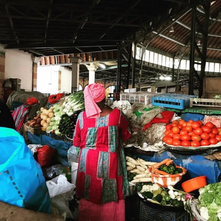 Mercato Kermel Senegal