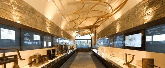 Il museo Leonardiano