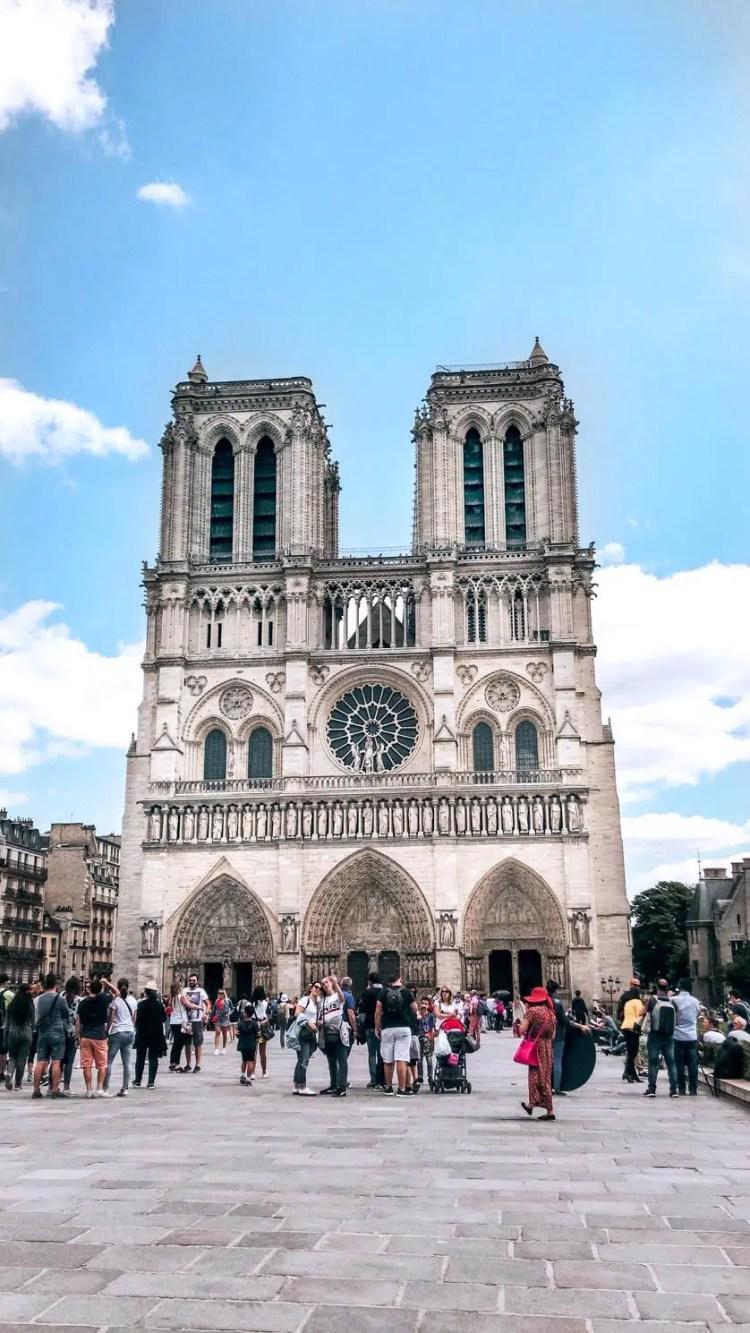 Cattedrale di Notre-Dame de Paris