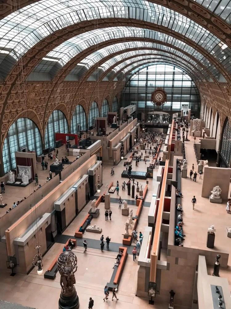 Musée d'Orsay a parigi