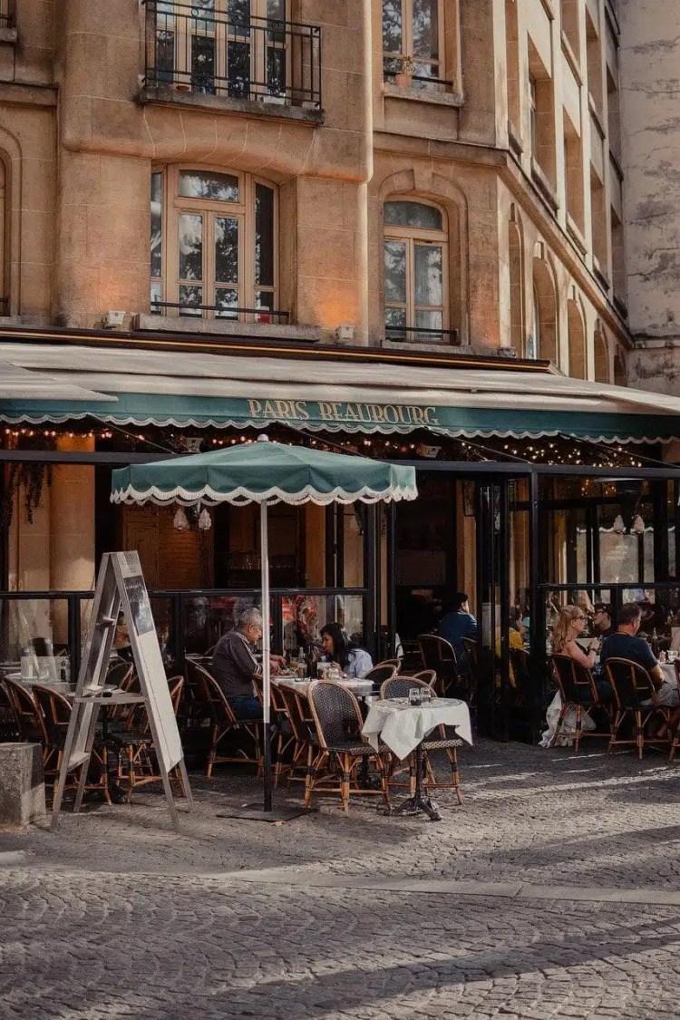 Bar in Francia