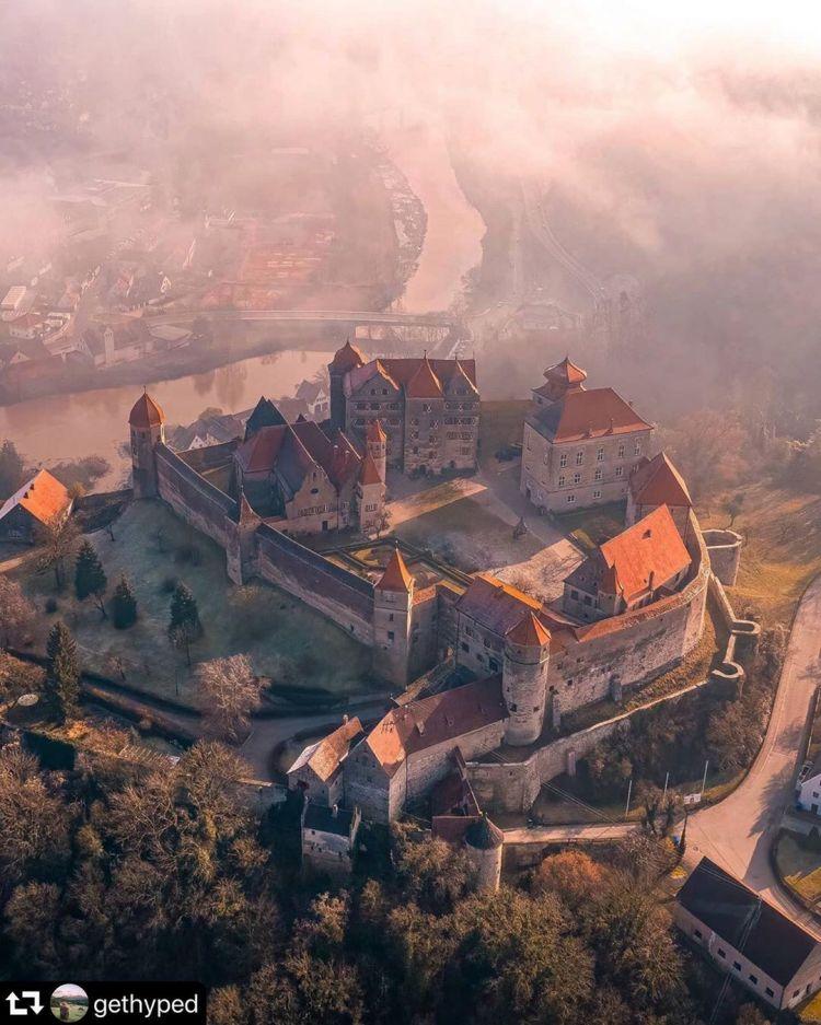 Complesso medievale di Burg-Harburg