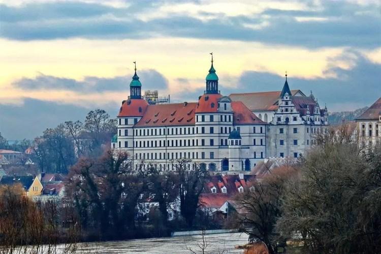 Castello di Neuburg an der Donau