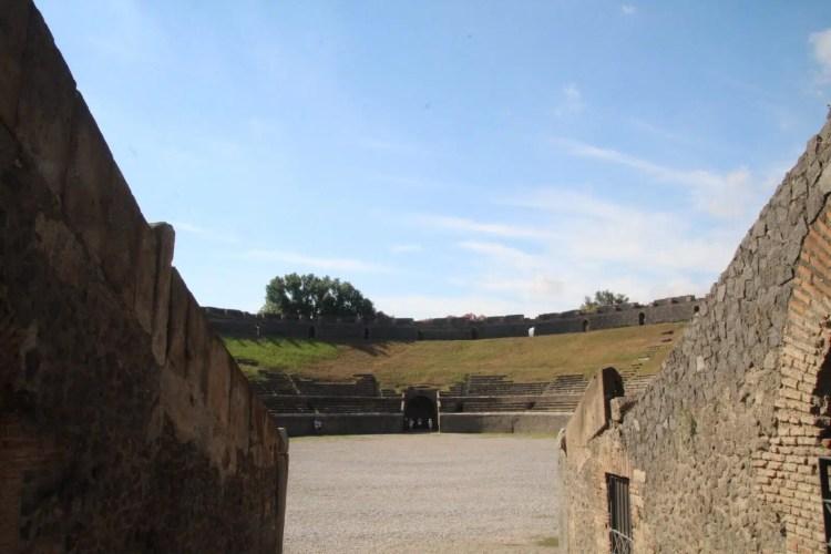 arena pompei