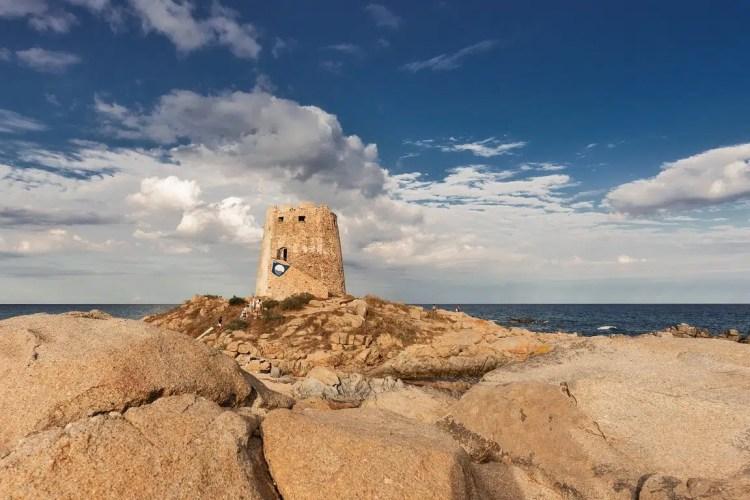 Spiaggia della Torre di Barì
