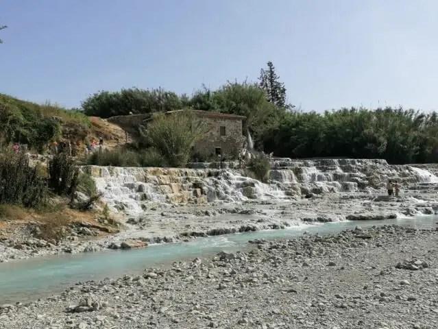 Saturnia e le cascate del Mulino