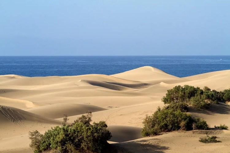 Dune di Maspalomas, Gran Canaria