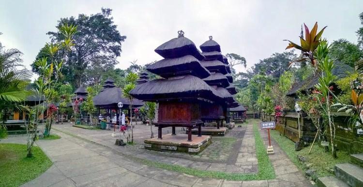 Pura Luhur Batukau tempio