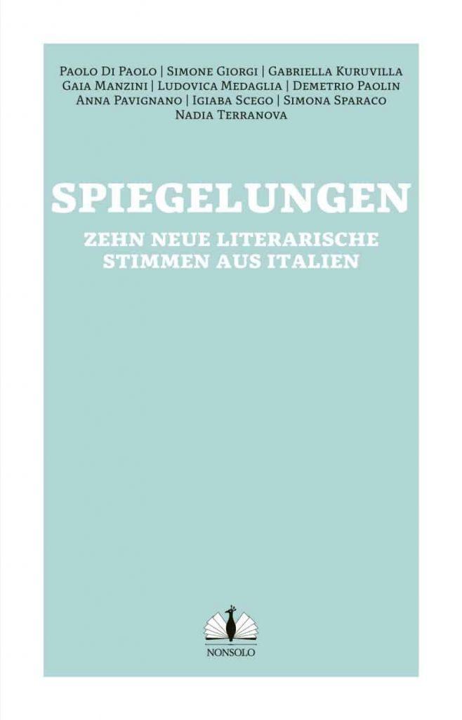 Der Anthologie Spiegelungen / Vite allo specchio