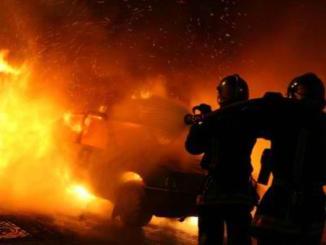 Εκτεταμένες ζημιές στο αυτοκίνητο του Μιχ. Παπαπέτρου λόγω εμπρησμού