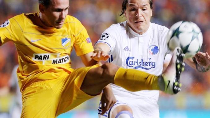 Πρεμιέρα για τον ΑΠΟΕΛ στους ομίλους του Europa League