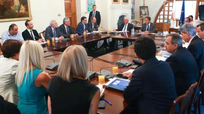 Μη ικανοποιημένος σε τρία βασικά θέματα από τη σύσκεψη στο Προεδρικό, δηλώνει ο Δημαρχεύων Λάρνακας
