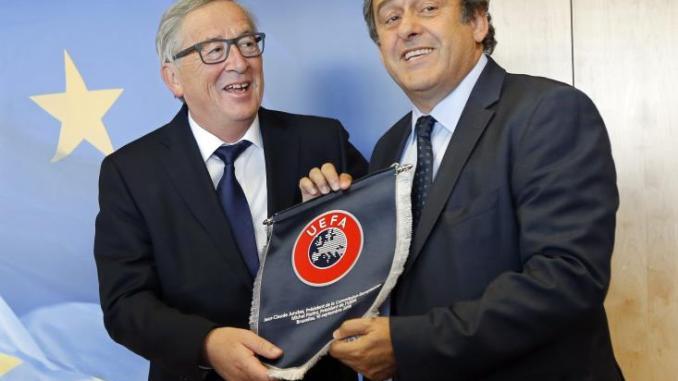 Το νέο Πρόεδρο της UEFA εκλέγει αύριο το Κογκρέσο της Αθήνας