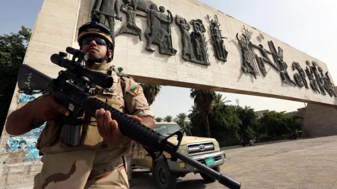 Διπλή επίθεση σε αγορά της Βαγδάτης με 18 νεκρούς και δεκάδες τραυματίες