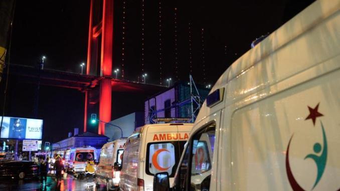 Τους 39 έφθασαν οι νεκροί από την επίθεση στο νυκτερινό κέντρο