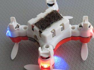 Mίνι drone – «μέλισσα» για γονιμοποίηση φυτών!