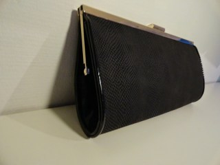 Clothes & Dreams: Shoplog: Forever21, Kruidvat and New Look: New Look Black Frame Clutch Bag from Asos