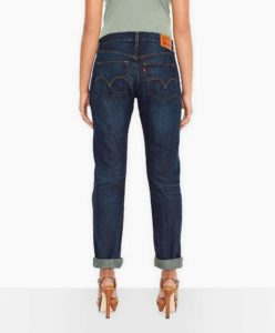 Levis 501 Selvedge Jeans for Women2