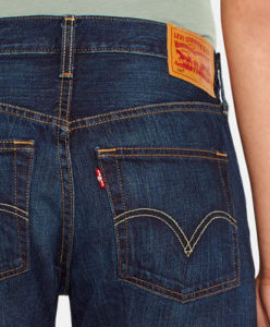 Levis 501 Selvedge Jeans for Women5