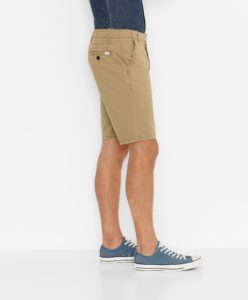Levis Chino Shorts - Harvest Gold3