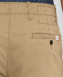 Levis Chino Shorts - Harvest Gold5