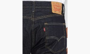 505™ REGULAR FIT JEANS - TUMBLED RIGID5