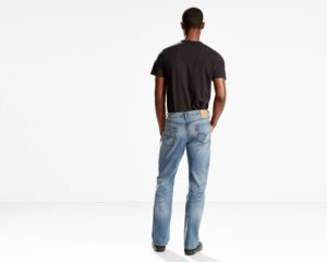 Levis 514 Straight Fit Motion Jeans - South3