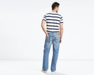 505™ REGULAR FIT JEANS - Cabana3