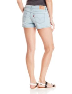 Levis Womens Shortie Short - Haze View2