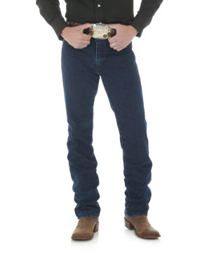 Джинсы Wrangler Slim Fit - Dark Stone Denim