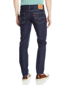 Levis 511 Slim Fit Performance Stretch Jeans - Lazuli Bunting2