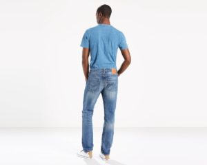 LEVIS 501 Original Fit Jeans - Tedesco2