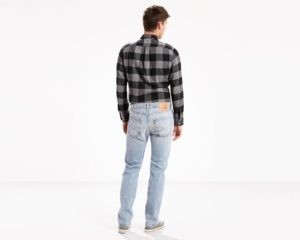 LEVIS 501 Original Fit Stretch Jeans - O'neill3