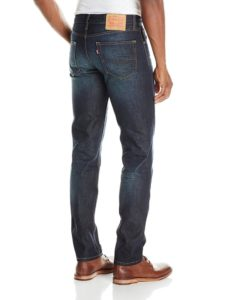 Levis 511 Slim Fit Jeans - Green Splash2