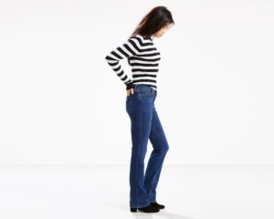Levis 815 Curvy Boot Cut Jeans - Runoff2