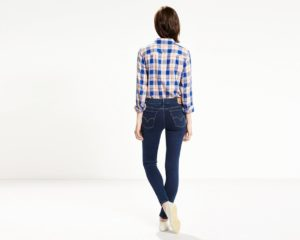 Levis 710 Super Skinny Jeans - Head West3